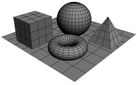 3d Modelling Process 3d Modeling